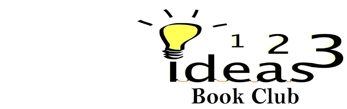 The 3 IDEAS BOOK CLUB