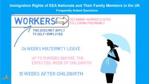 RETAINING WORKER STATUS FOLLOWING PREGNANCY