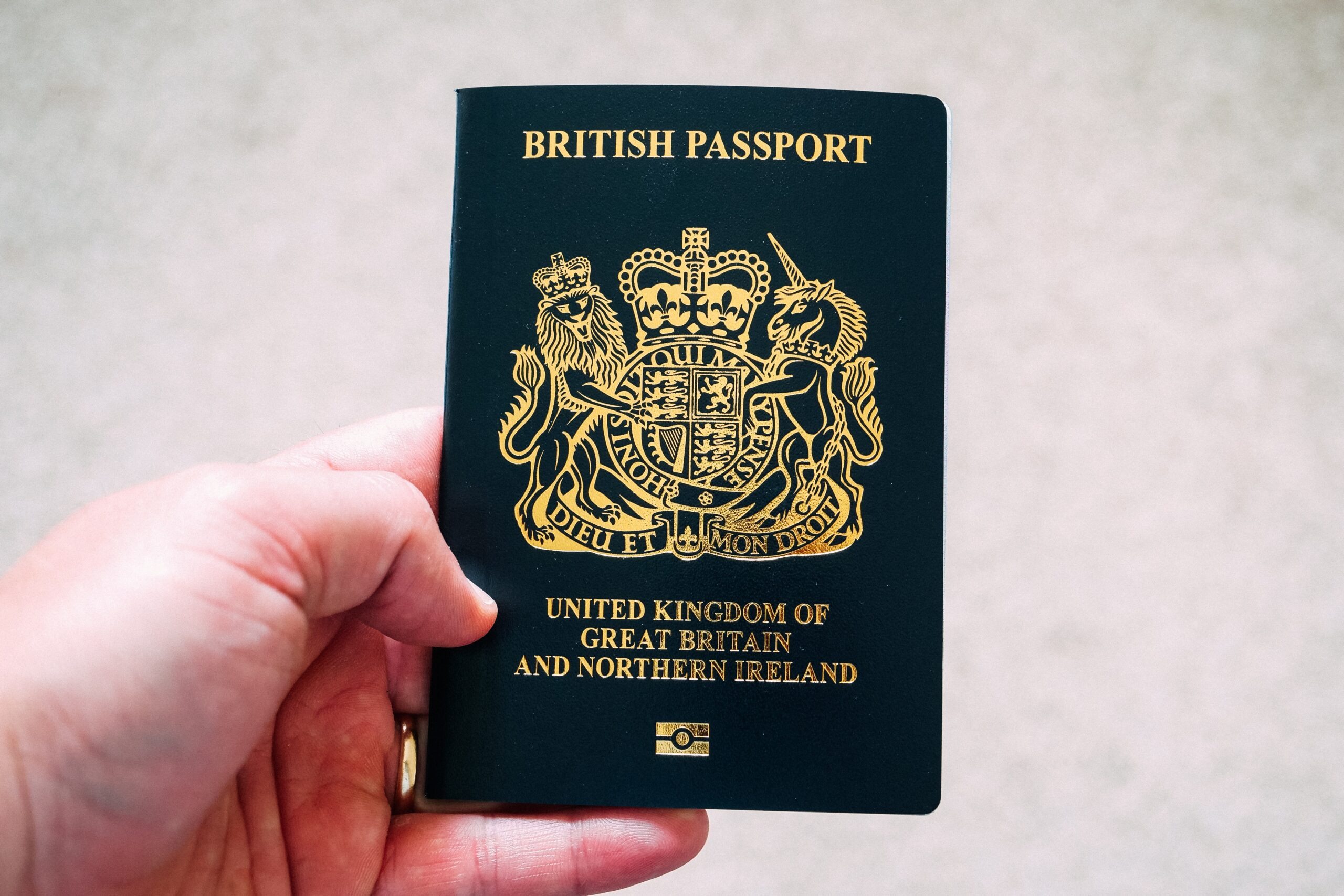 How Can Children of EU Citizen Get Their British Citizenship If They Are Born abroad