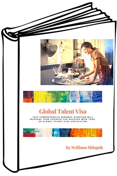 Global Talent Visa E-book